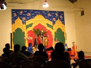 Pascal Grau's Still-Performance, Bangalore