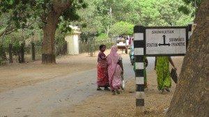 In and around Kala Bhavana