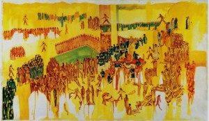 Dwarakanath H.K's painting