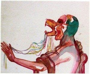 Dwarakanath H.K's colour drawing