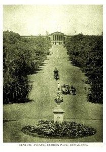 Pre-independence look of Attara Kacheri, built by Tipu Sultan